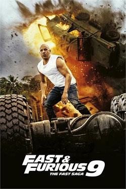 دانلود فیلم سریع و خشن 9 F9 The Fast Saga 2021