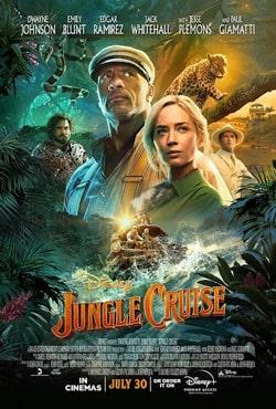 دانلود فیلم کشتی جنگلی Jungle Cruise 2021