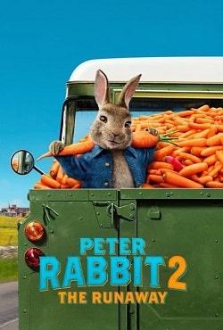دانلود انیمیشن پیتر خرگوشه 2 فراری 2021 Peter Rabbit 2 The Runaway