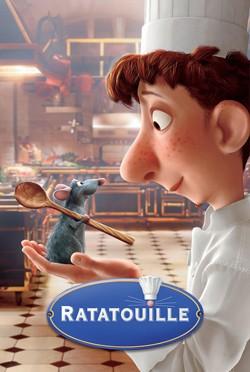 دانلود انیمیشن موش سرآشپز Ratatouille 2007