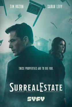دانلود سریال املاک سورئال Surreal Estate 2021