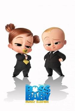 دانلود انیمیشن بچه رئیس The Boss Baby Family Business 2021
