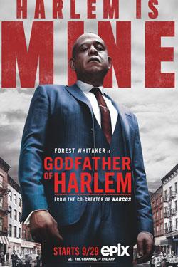 دانلود سریال پدرخوانده هارلم Godfather of Harlem