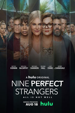 دانلود سریال نه غریبه کامل Nine Perfect Strangers 2021