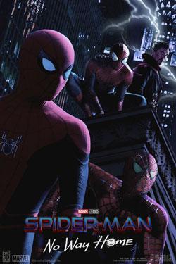 دانلود فیلم Spider-Man No Way Home 2021 مرد عنکبوتی راهی به خانه نیست