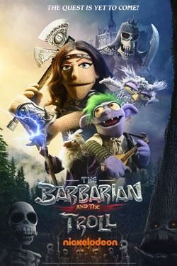 دانلود انیمیشن سریالی بربر و ترول The Barbarian and the Troll 2021