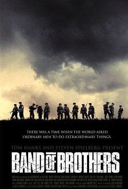 دانلود سریال جوخه برادران Band of Brothers 2001