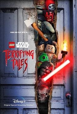 دانلود انیمیشن لگو جنگ ستارگان Lego Star Wars Terrifying Tales 2021