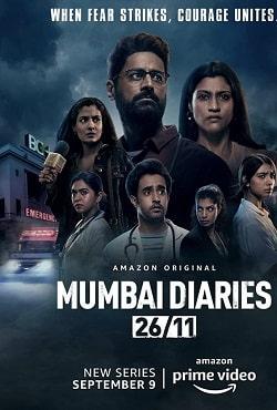 دانلود سریال خاطرات 26 نوامبر بمبئی Mumbai Diaries 26/11 2021
