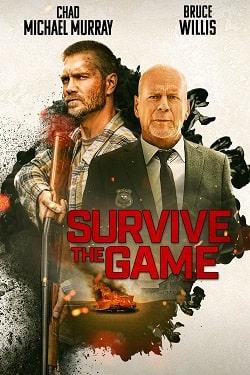 دانلود فیلم زنده ماندن در بازی Survive the Game 2021