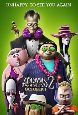 دانلود انیمیشن خانواده آدامز 2 The Addams Family 2 2021