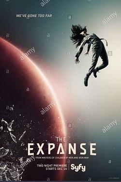 دانلود سریال پهنه The Expanse 2015