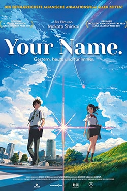 دانلود انیمیشن نام تو Your Name 2016