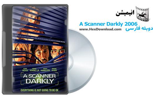 دانلود انیمیشن کاوشگری مبهم – 2006 A Scanner Darkly