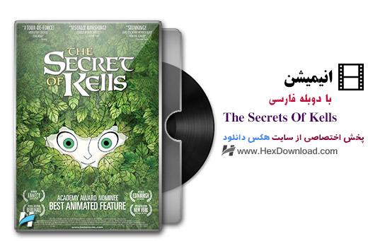 دانلود انیمیشن The Secrets Of Kells 2009 با دوبله فارسی
