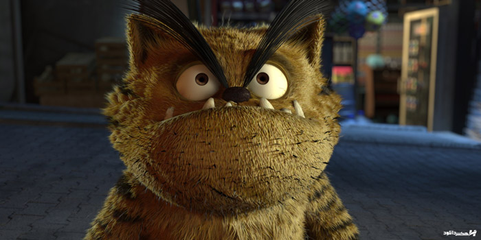 پوستر و عکس انیمیشن گربه بد با دوبله فارسی