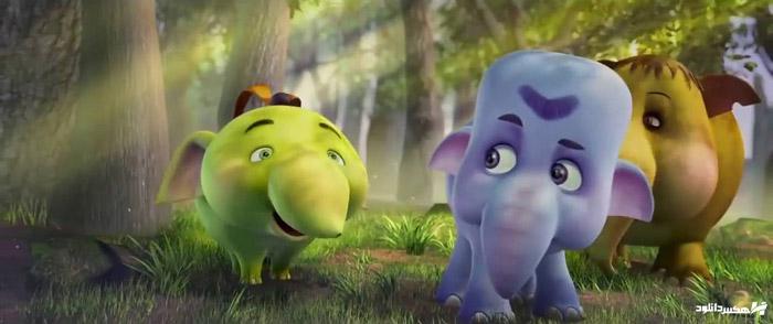 دانلود انیمیشن پادشاه فیل ها Elephant Kingdom 2016 , پوستر