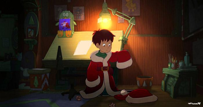 دانلود انیمیشن The Magic Snowflake 2013 با دوبله فارسی